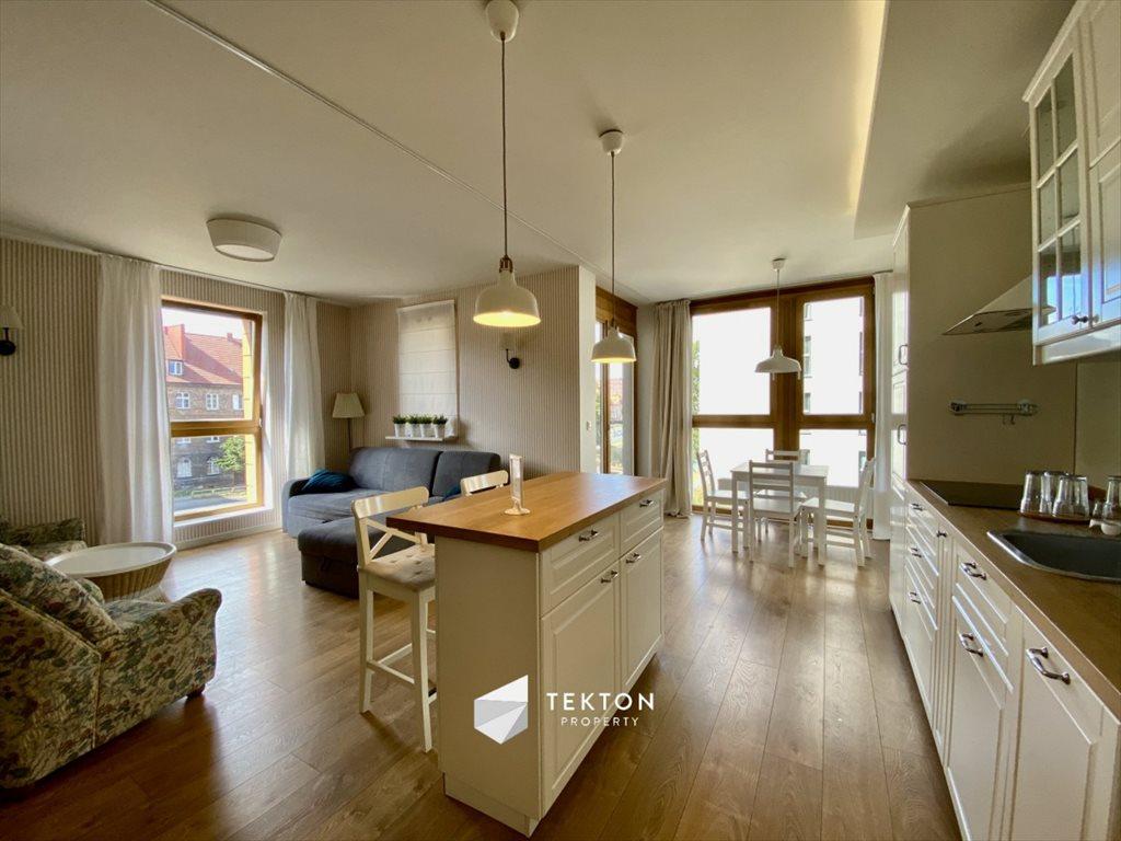 Mieszkanie dwupokojowe na sprzedaż Gdańsk, Śródmieście, Toruńska  56m2 Foto 7