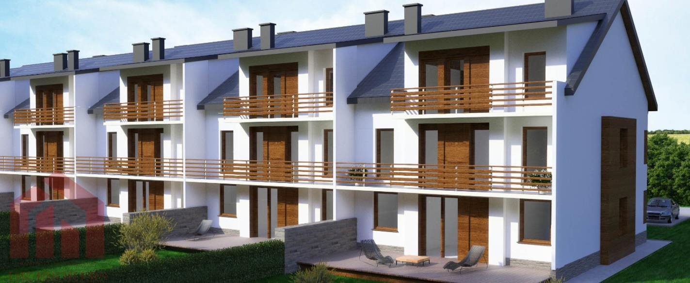 Mieszkanie czteropokojowe  na sprzedaż Rzeszów, Biała, al. gen. Sikorskiego  71m2 Foto 2