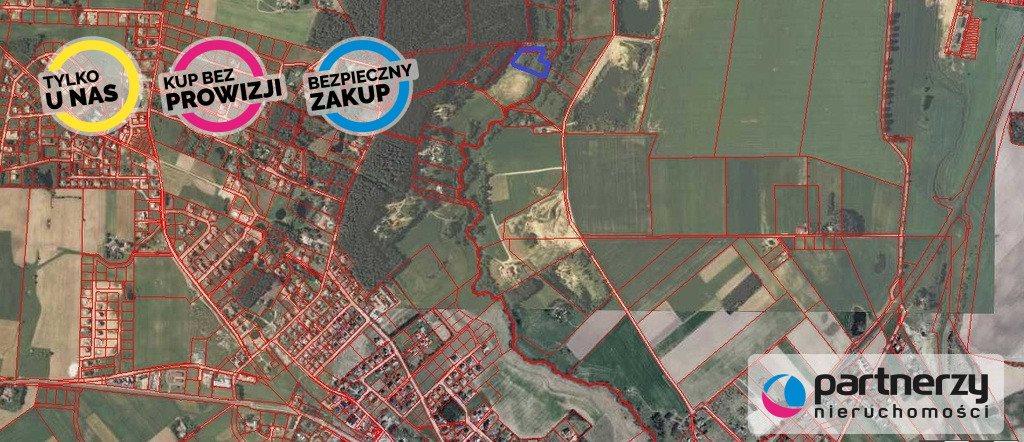 Działka budowlana na sprzedaż Banino, Borowiecka  6212m2 Foto 11