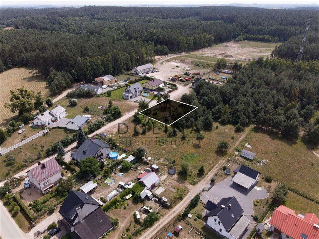 Działka budowlana na sprzedaż Sulmin  996m2 Foto 2