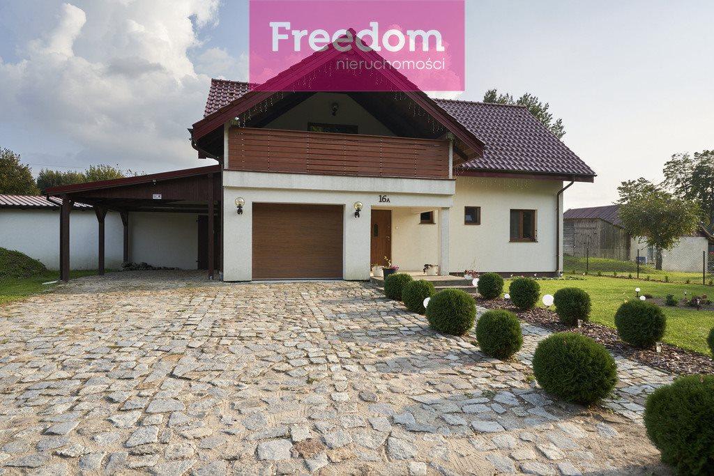 Dom na sprzedaż Wysoka Wieś  240m2 Foto 1