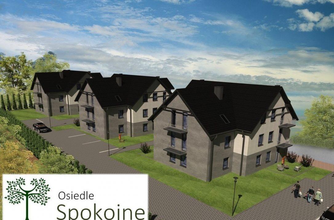 Mieszkanie trzypokojowe na sprzedaż Wągrowiec, Powstańców Wielkopolskich  46m2 Foto 2