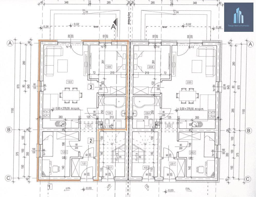 Mieszkanie trzypokojowe na sprzedaż Czechowice-Dziedzice  55m2 Foto 6