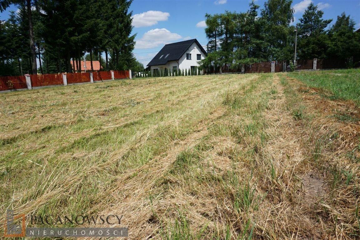 Działka budowlana na sprzedaż Sieborowice  1200m2 Foto 1