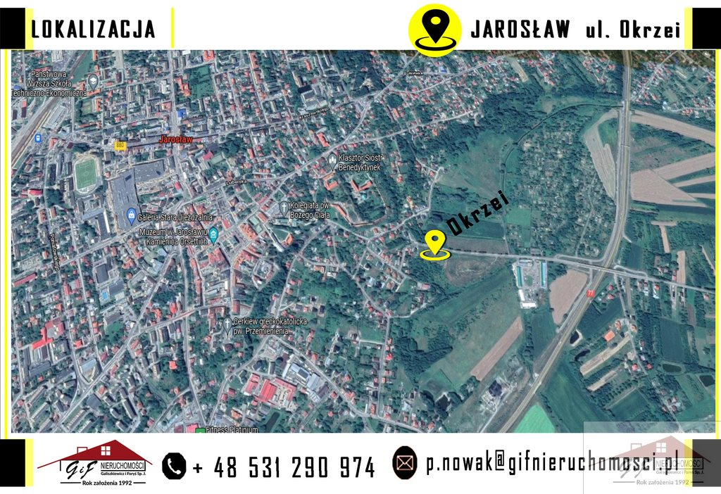 Dom na sprzedaż Jarosław, Stefana Okrzei  98m2 Foto 13