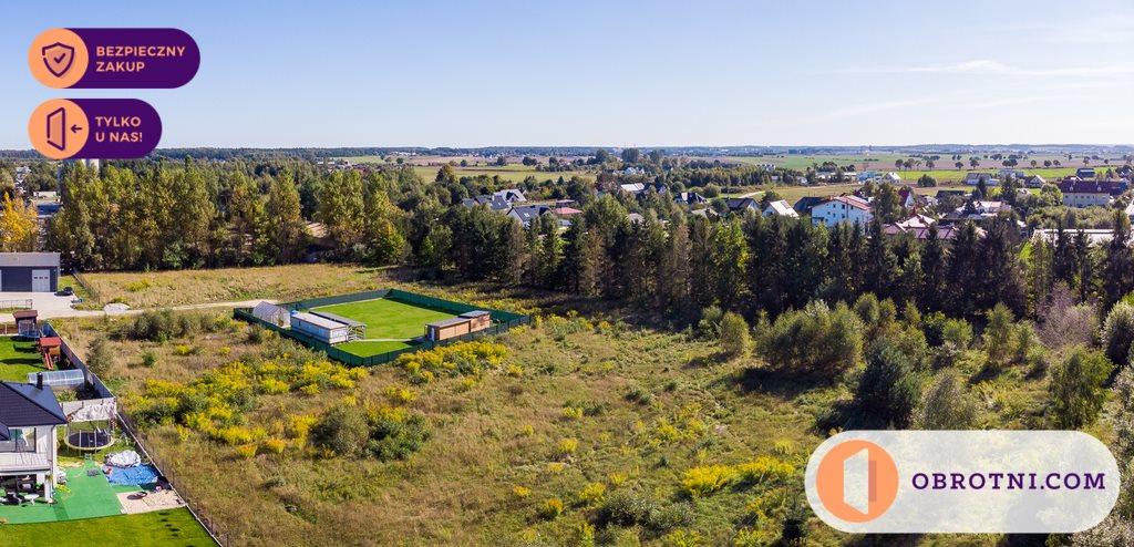 Działka budowlana na sprzedaż Gdańsk, Osowa, Oriona  1171m2 Foto 4
