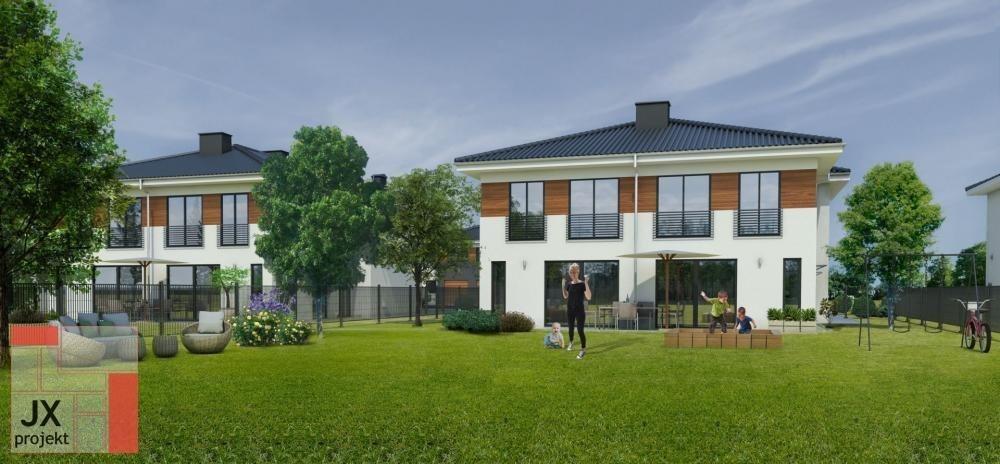 Dom na sprzedaż Poznań, Radojewo, Już w sprzedaży !!! Kolejny, nowy etap inwestycji !!!!  153m2 Foto 2