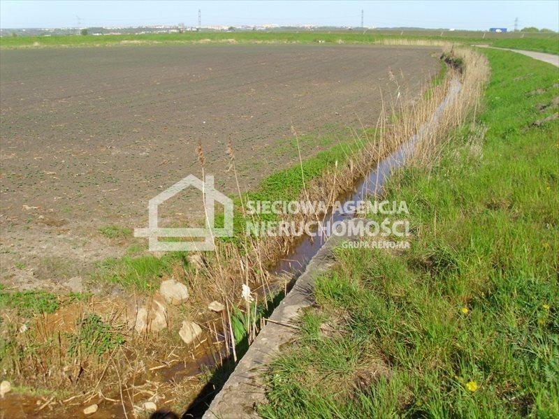 Działka siedliskowa na sprzedaż Gdańsk, Orunia Dolna  12593m2 Foto 4