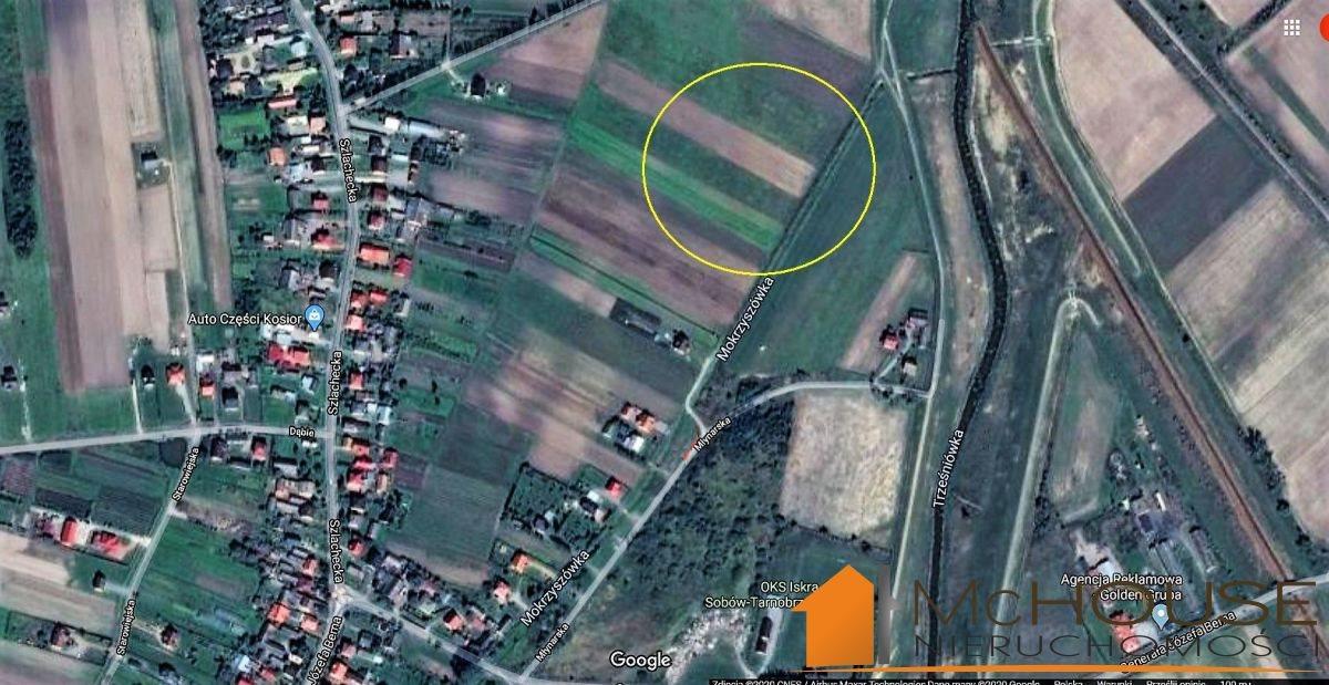 Działka rolna na sprzedaż Tarnobrzeg, Sobów, Sobów  1570m2 Foto 1