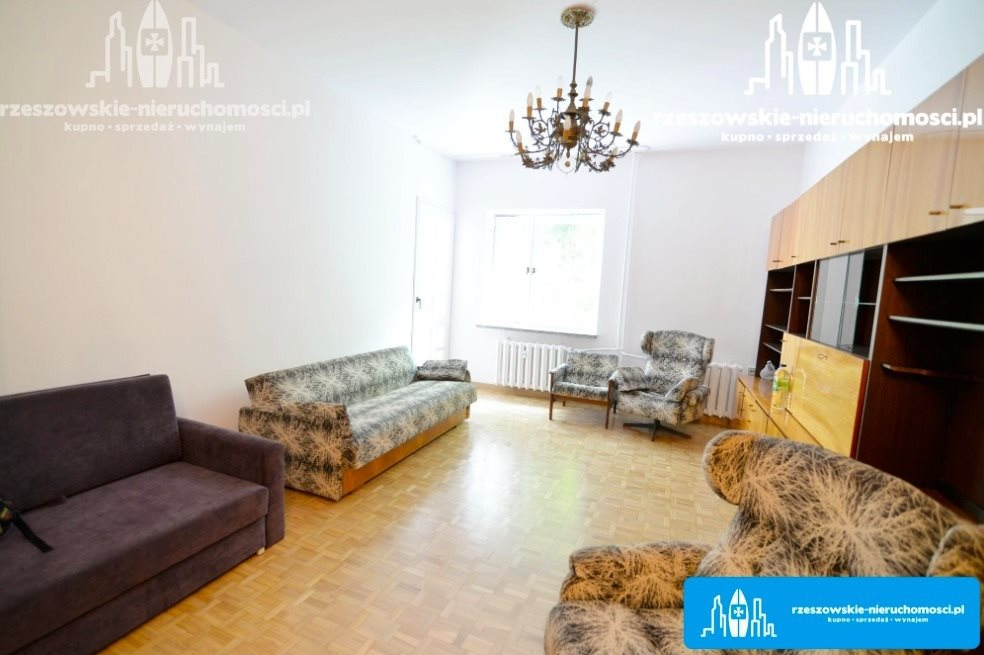 Mieszkanie dwupokojowe na wynajem Rzeszów, Nowe Miasto, Podwisłocze  64m2 Foto 1
