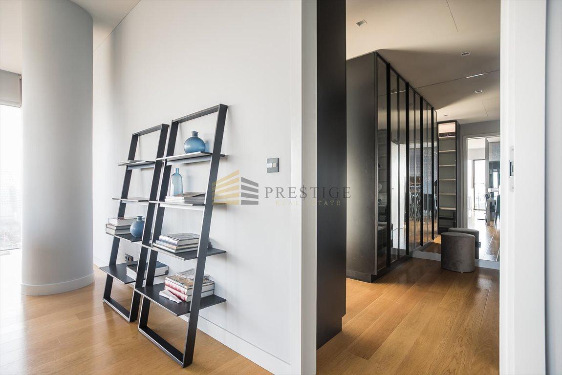 Luksusowe mieszkanie czteropokojowe  na wynajem Warszawa, Śródmieście, Twarda  160m2 Foto 11