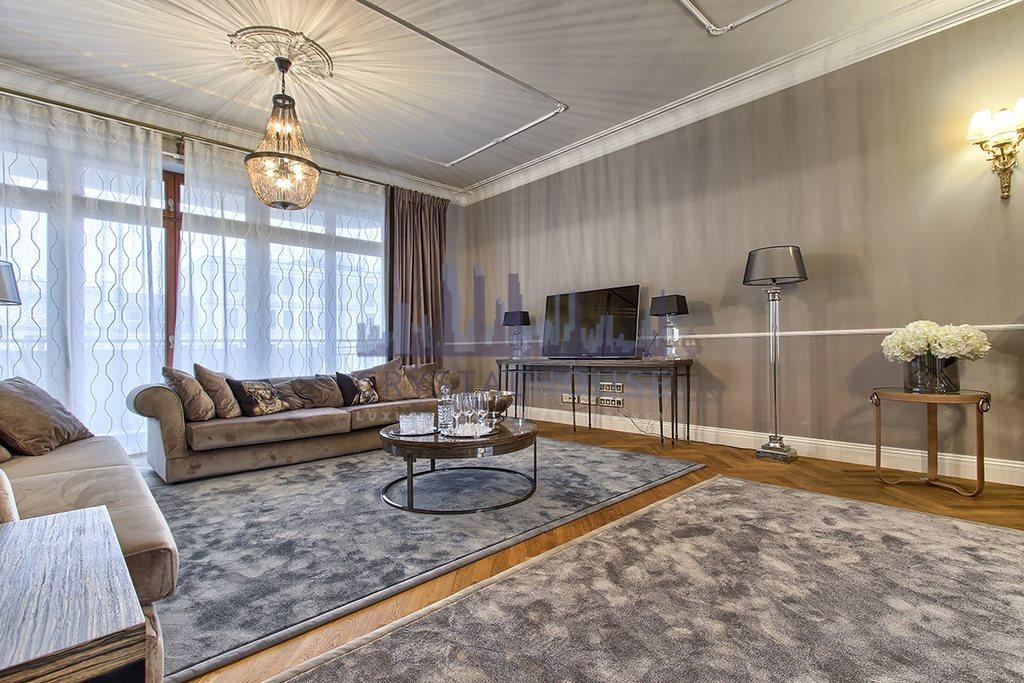 Luksusowe mieszkanie na sprzedaż Warszawa, Śródmieście, Powiśle, Drewniana  304m2 Foto 4