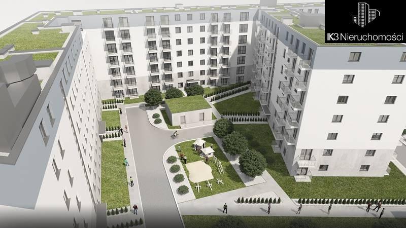 Mieszkanie dwupokojowe na sprzedaż Poznań, Malta, Katowicka  33m2 Foto 2
