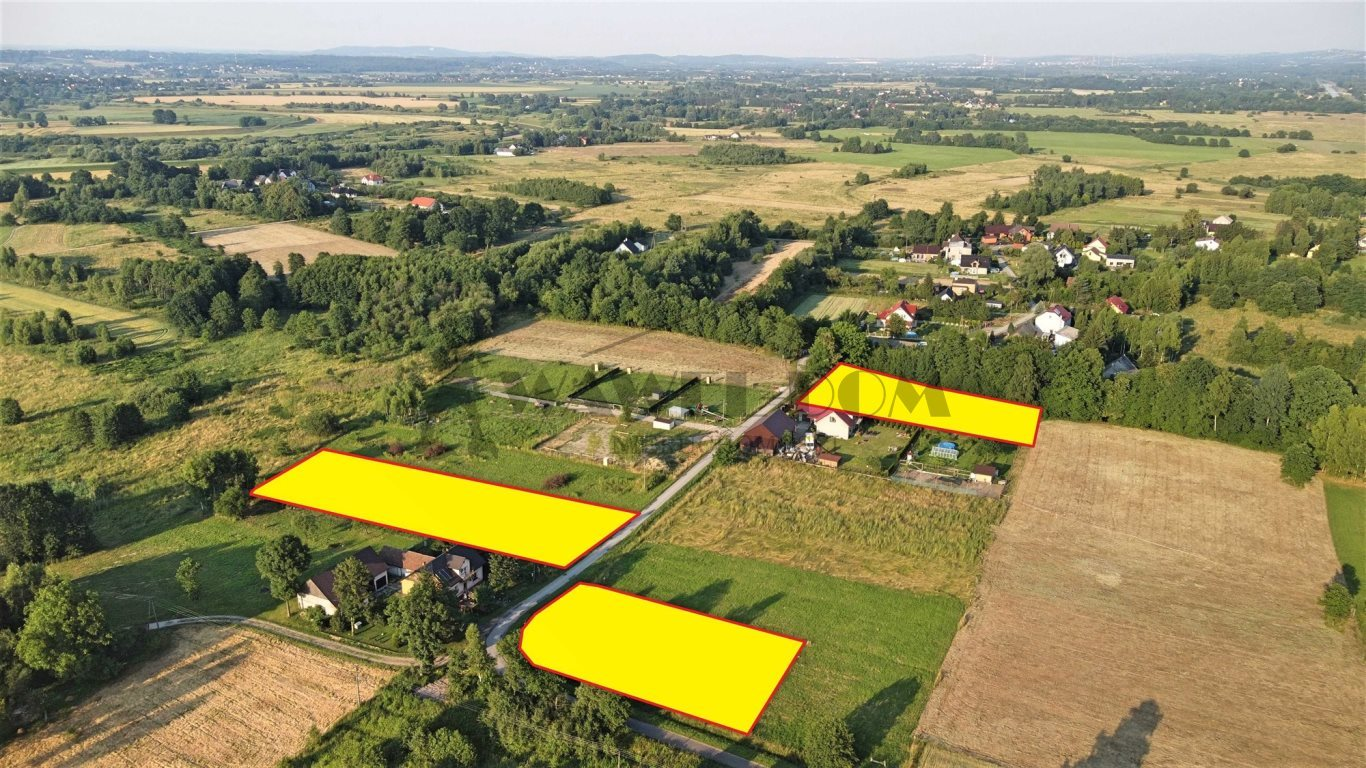 Działka budowlana na sprzedaż Jaśkowice  2700m2 Foto 2