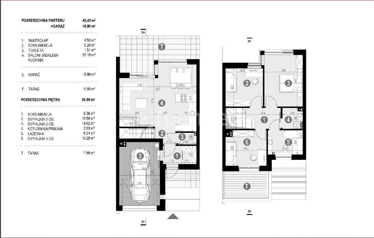 Dom na sprzedaż Racławówka  113m2 Foto 5