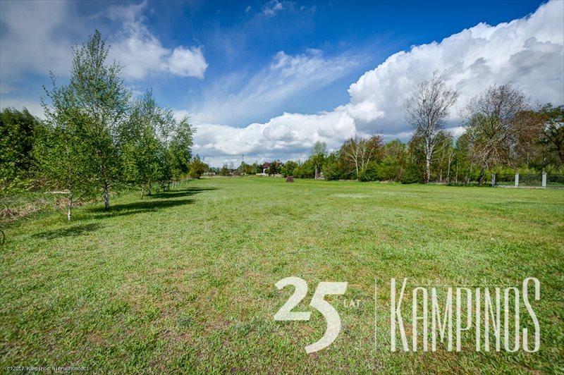 Działka rolna na sprzedaż Klaudyn, Stare Babice, oferta 2556  2000m2 Foto 1