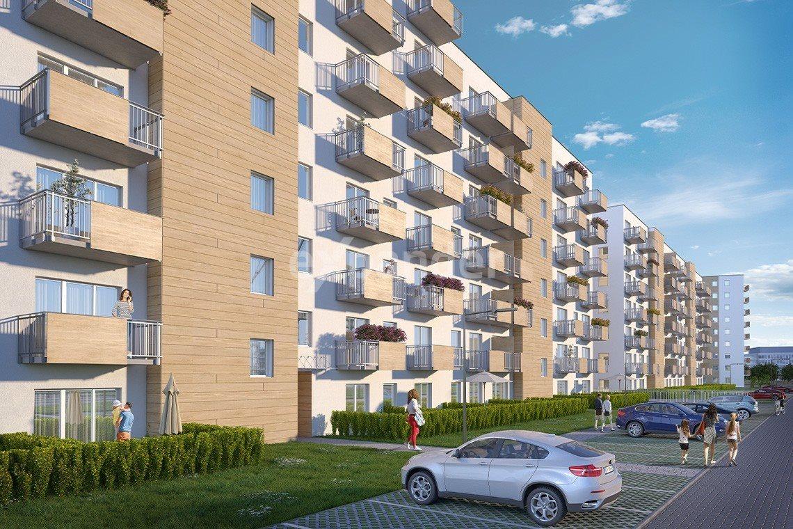 Mieszkanie dwupokojowe na sprzedaż Poznań, Rataje, Wagrowska  35m2 Foto 5