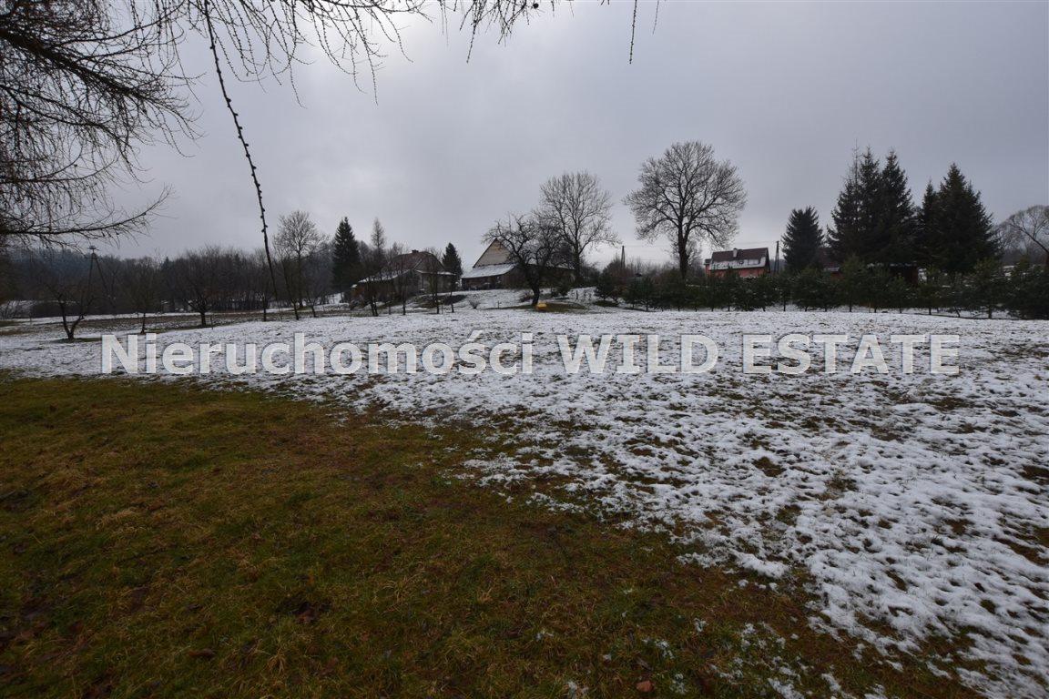 Działka rolna na sprzedaż Olszanica, Paszowa  4376m2 Foto 1