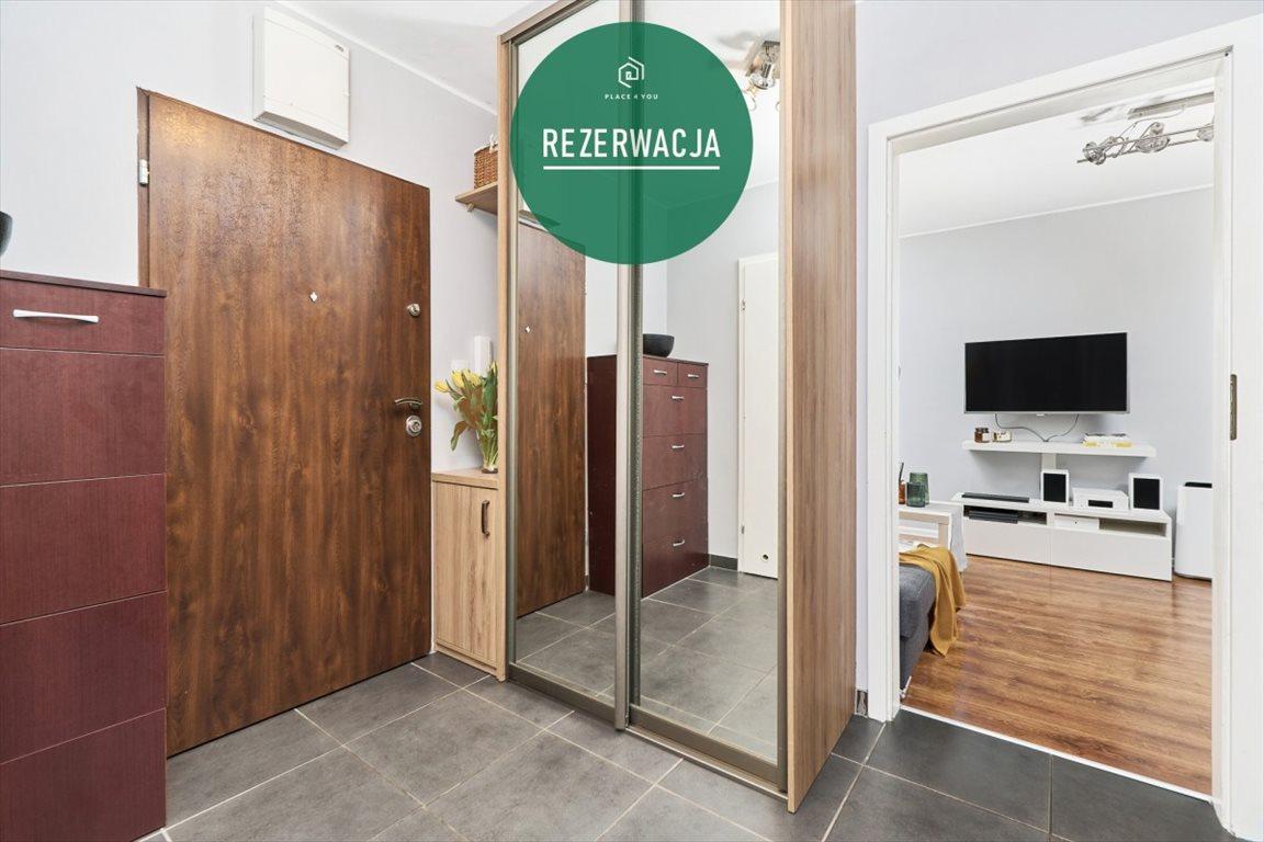 Mieszkanie dwupokojowe na sprzedaż Wrocław, Muchobór Wielki, Graniczna  46m2 Foto 10