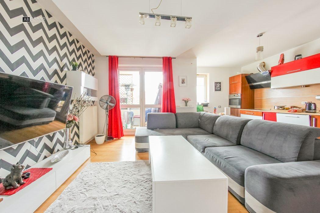 Mieszkanie trzypokojowe na sprzedaż Białystok, Młodych, Prowiantowa  58m2 Foto 3