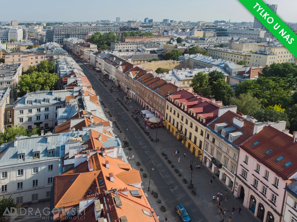 Lokal użytkowy na wynajem Warszawa, Śródmieście, Nowy Świat  138m2 Foto 9