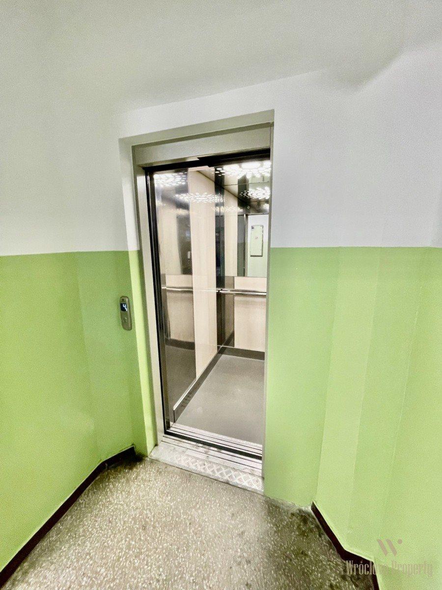 Mieszkanie trzypokojowe na sprzedaż Wrocław, Śródmieście  66m2 Foto 11
