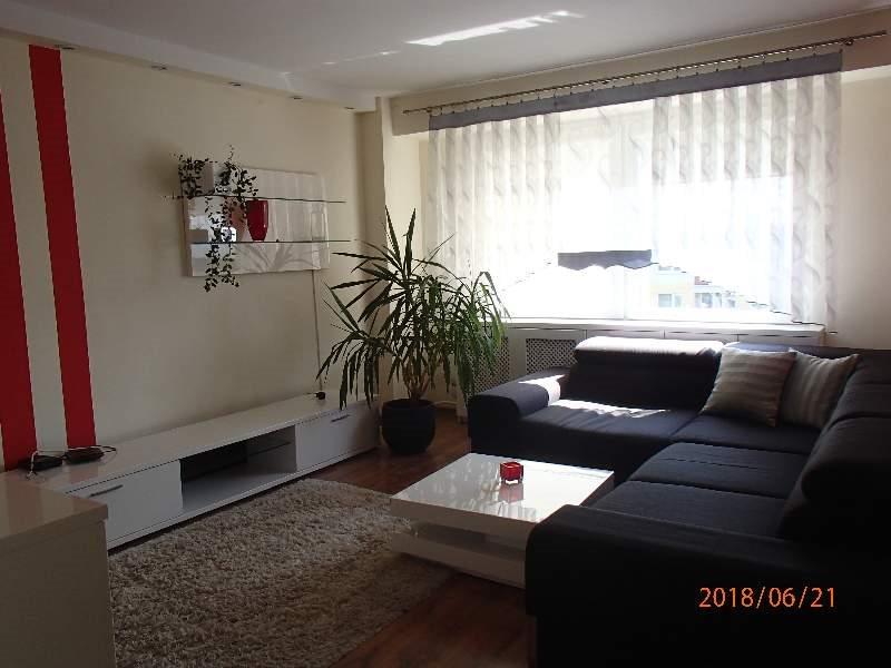Mieszkanie dwupokojowe na wynajem Częstochowa, Północ, Gombrowicza  52m2 Foto 1