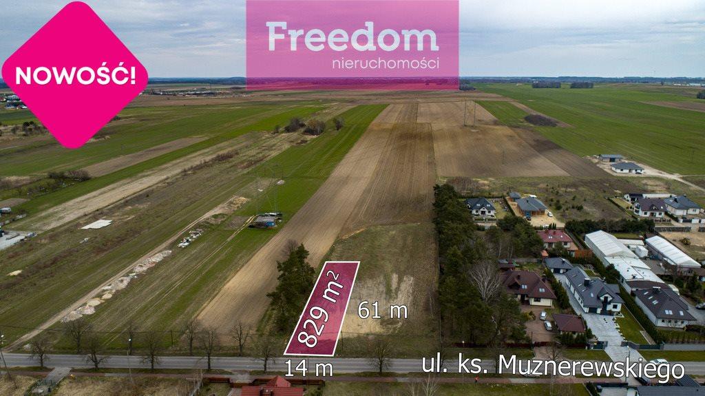 Działka budowlana na sprzedaż Krzepice, ks. Muznerowskiego  9363m2 Foto 12