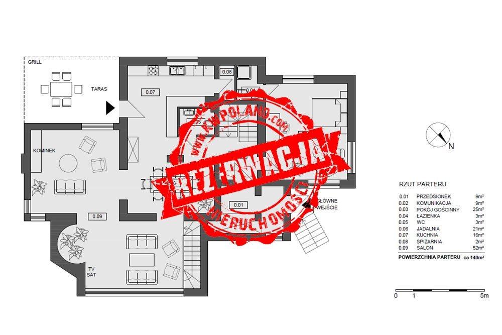 Dom na sprzedaż Puszczykowo, Studzienna  395m2 Foto 2