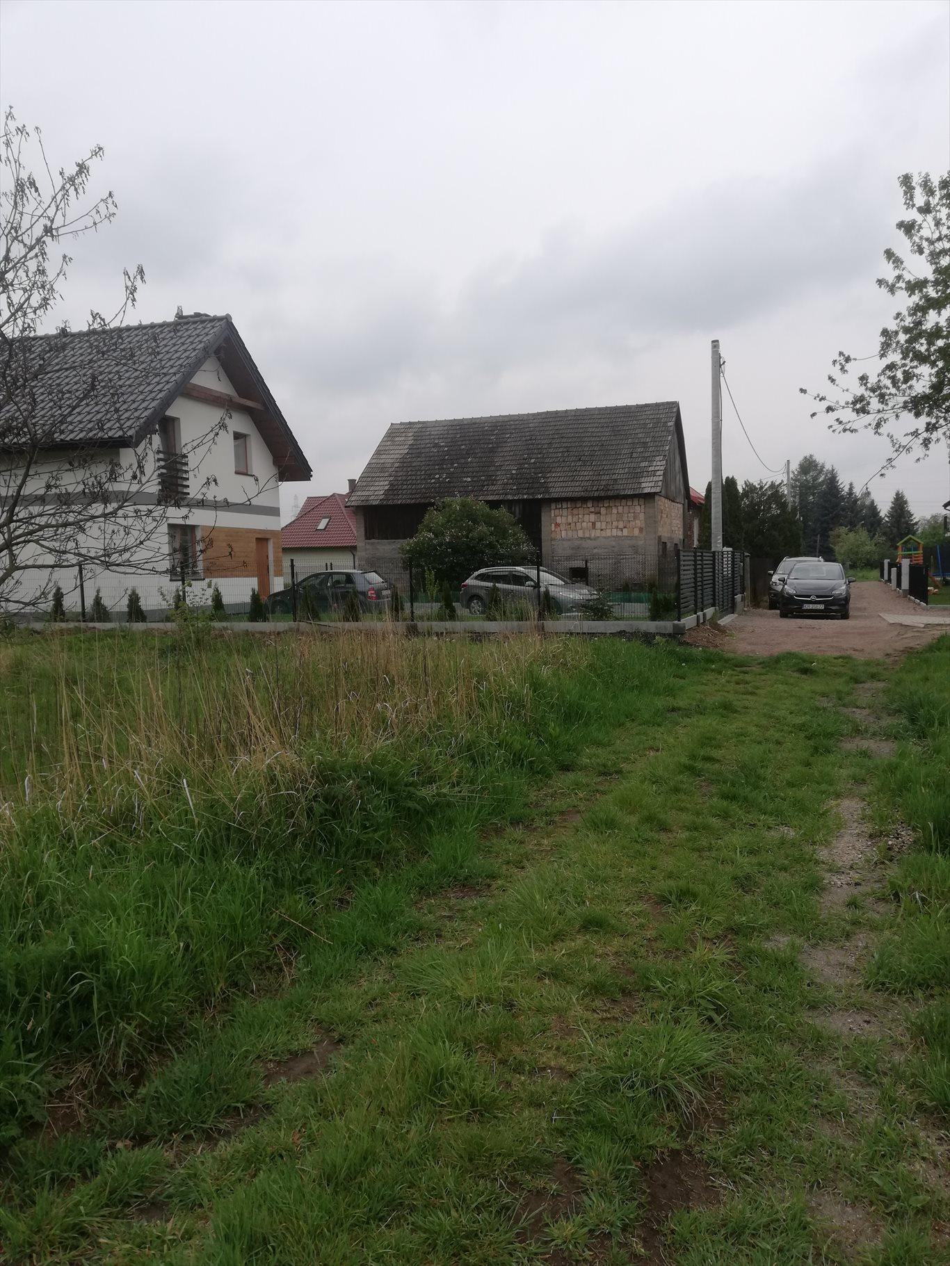 Działka budowlana na sprzedaż Skawina, Wojska Polskiego  1811m2 Foto 7