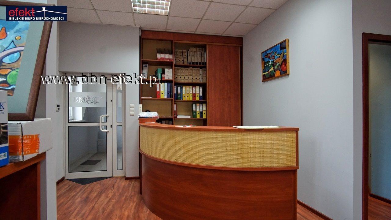 Lokal użytkowy na sprzedaż Bielsko-Biała, Górne Przedmieście  147m2 Foto 9