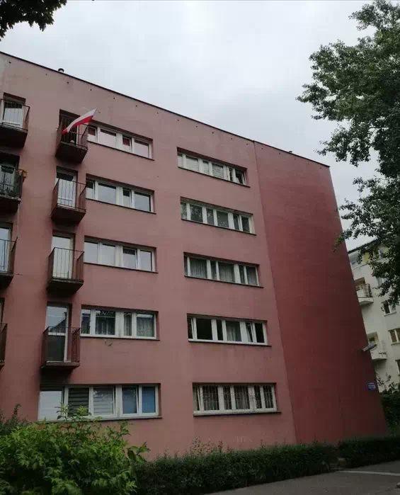 Mieszkanie trzypokojowe na sprzedaż Warszawa, Bielany, Wrzeciono, Marymoncka  49m2 Foto 2