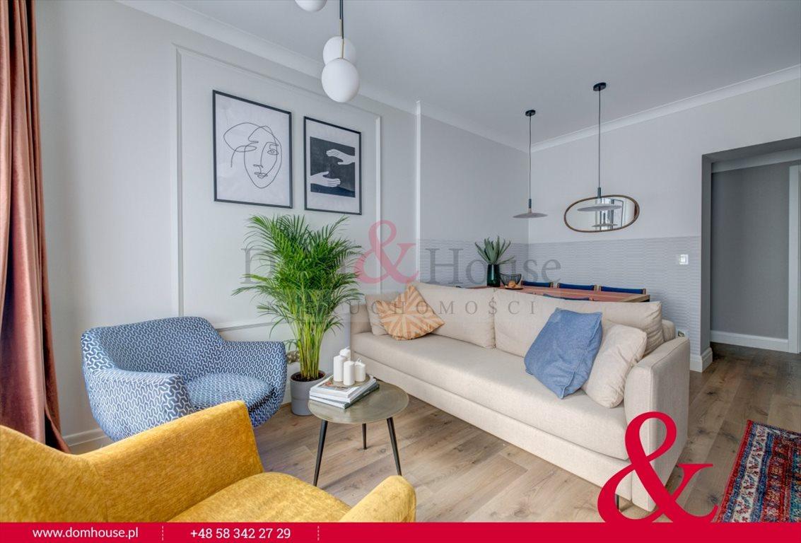Mieszkanie czteropokojowe  na sprzedaż Gdańsk, Śródmieście  63m2 Foto 2