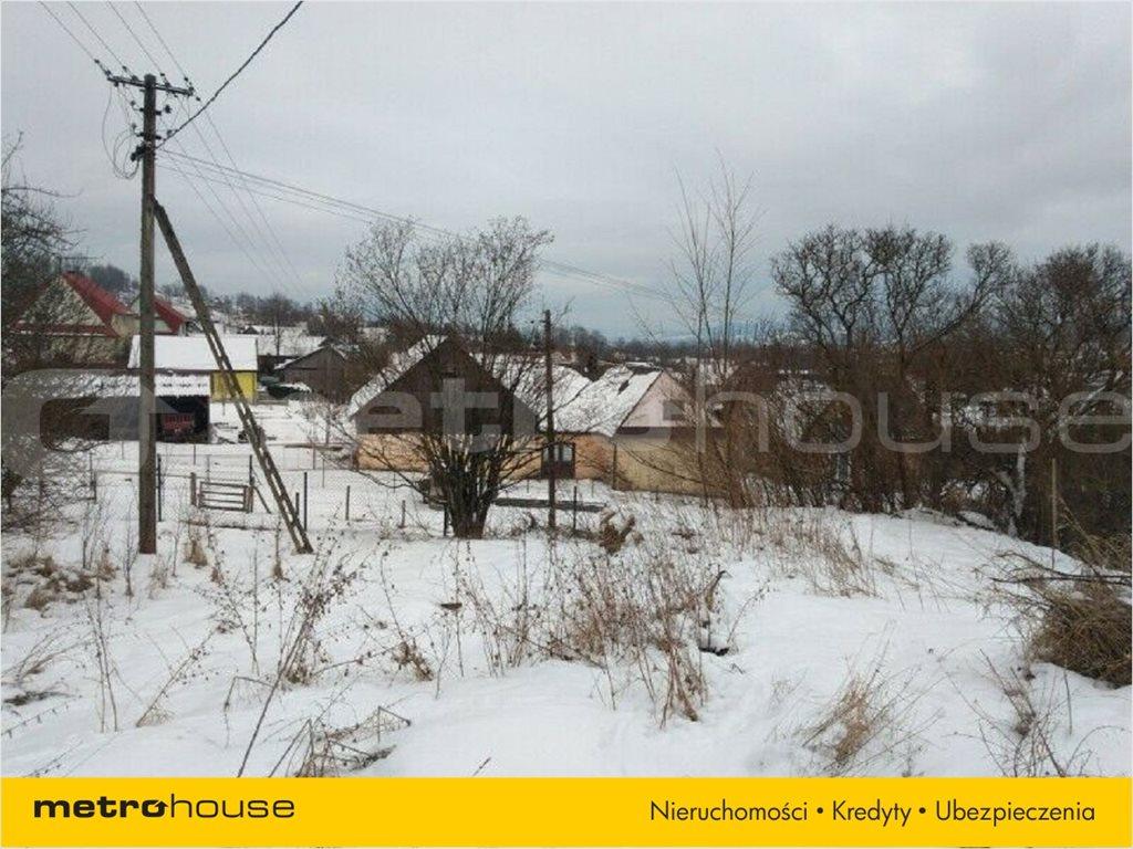 Działka budowlana na sprzedaż Spytkowice, Spytkowice  703m2 Foto 5