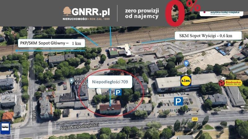 Lokal użytkowy na wynajem Gdańsk, SOPOT CENTRUM, GRUNWALDZKA  50m2 Foto 4