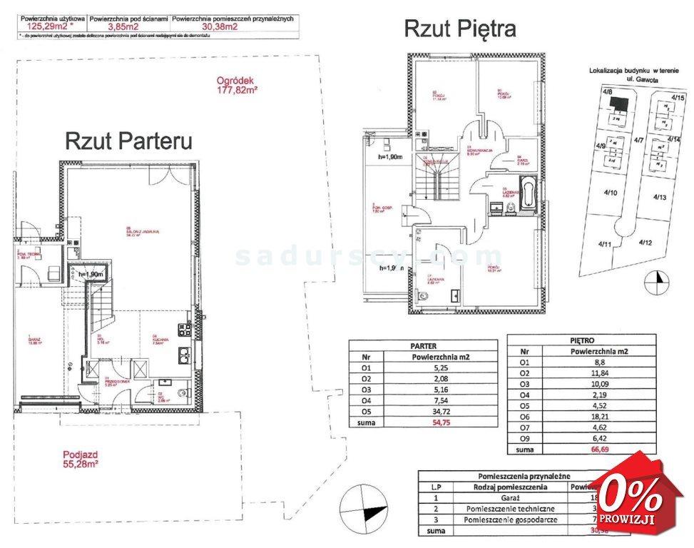 Dom na sprzedaż Warszawa, Ursynów, Pyry  156m2 Foto 2