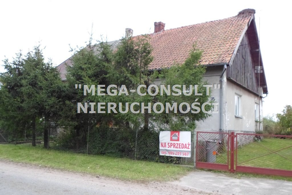 Dom na sprzedaż Łukszty  83m2 Foto 1