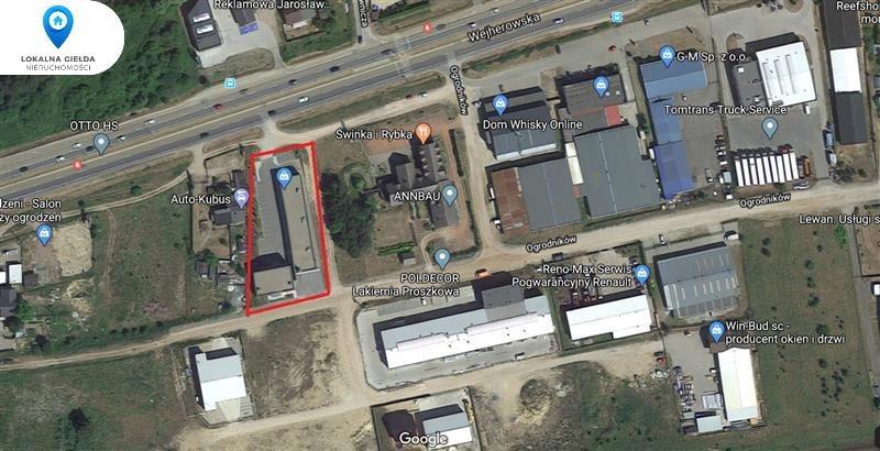 Lokal użytkowy na sprzedaż Reda, Przystanek autobusowy, Przystanek SKM, Wejherowska  224m2 Foto 12