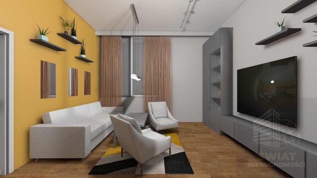 Mieszkanie dwupokojowe na sprzedaż Gryfino  48m2 Foto 1