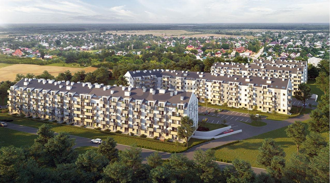Mieszkanie trzypokojowe na sprzedaż Wrocław, Krzyki, Wojszyce, Buforowa  48m2 Foto 10