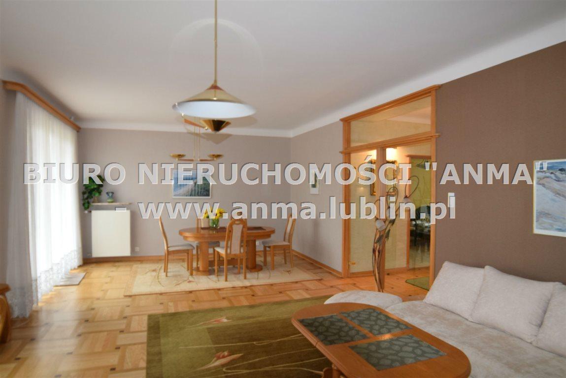 Mieszkanie trzypokojowe na wynajem Lublin, Śródmieście, Centrum  91m2 Foto 8