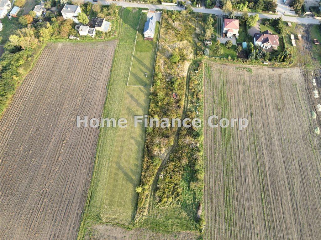Działka inwestycyjna na sprzedaż Stare Babice  5750m2 Foto 3