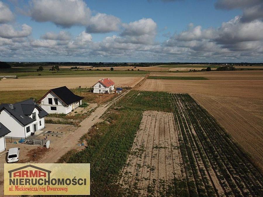 Działka budowlana na sprzedaż Strachocin  840m2 Foto 3