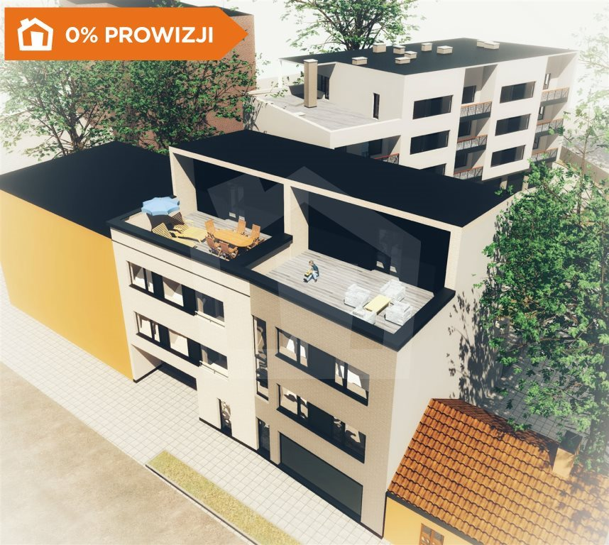Mieszkanie trzypokojowe na sprzedaż Bydgoszcz, Szwederowo  55m2 Foto 5
