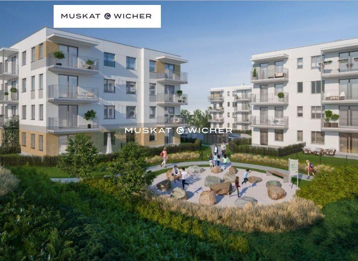 Mieszkanie trzypokojowe na sprzedaż Gdańsk, Maćkowy, Starogardzka  61m2 Foto 1