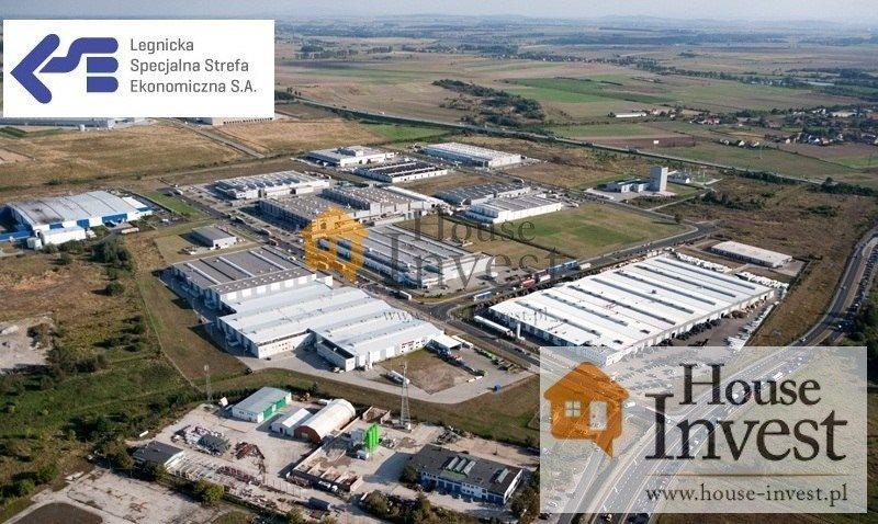 Działka przemysłowo-handlowa na sprzedaż Legnica, Gniewomierska  14190m2 Foto 1