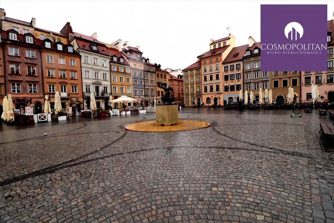Kawalerka na sprzedaż Warszawa, Stare Miasto, Jezuicka  41m2 Foto 11