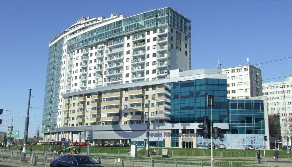Mieszkanie trzypokojowe na wynajem Warszawa, Wola, Okopowa  82m2 Foto 1