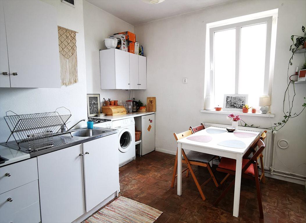 Mieszkanie dwupokojowe na sprzedaż Wrocław, Stare Miasto, Krasińskiego  57m2 Foto 3