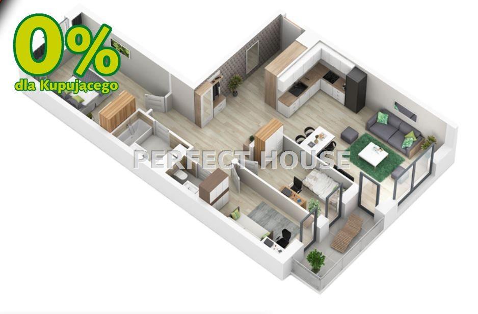 Mieszkanie czteropokojowe  na sprzedaż Poznań, Grunwald  83m2 Foto 6